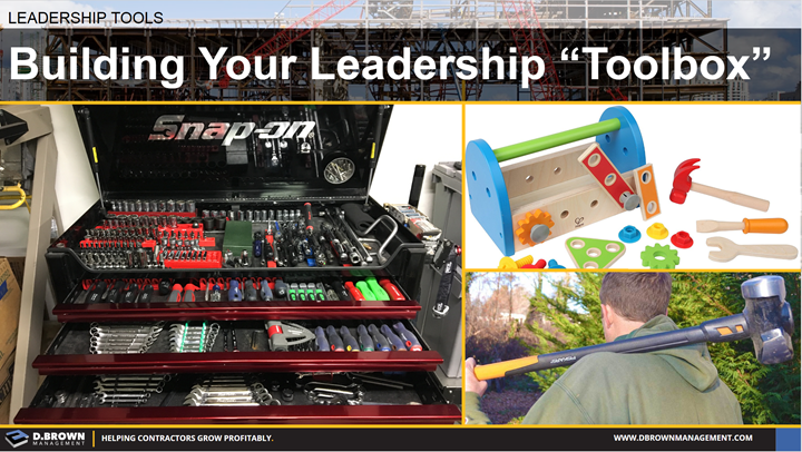 "Building Your Leadership ""Toolbox"""