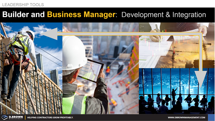 Leadership Tools: Builder and Business Manager: Development and Integration