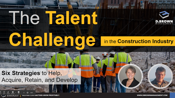 The Talent Challenge: Six Strategies to help, acquire, retail, and develop.