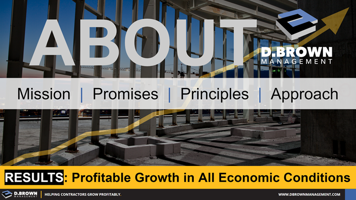 About Profitable Growth