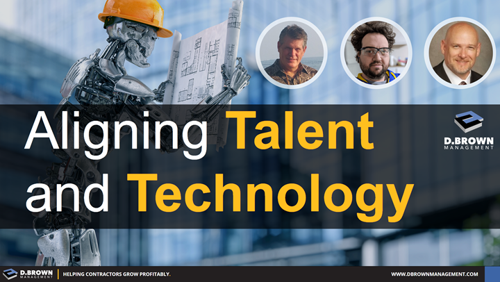 Aligning Talent and Technology.